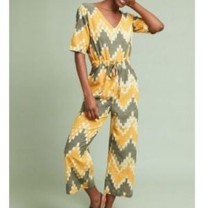 Anthropologie The Odells jumpsuit